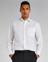 Men`s Classic Fit Premium Non Iron Corporate Shirt Long Sleeve