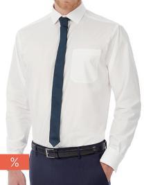 Poplin Shirt Heritage Long Sleeve / Men